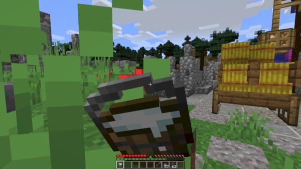 Minecraft 1.16.4 мод скачать