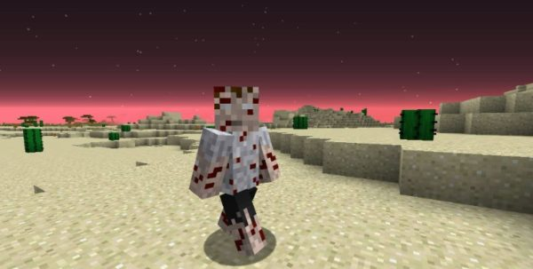 новые зомби minecraft