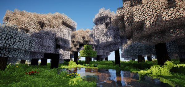 Oh The Biomes You'll Go Мод 1.16.5/1.15.2 (Путешествие в бездну)