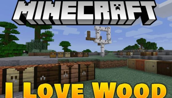 Minecraft мод на блоки
