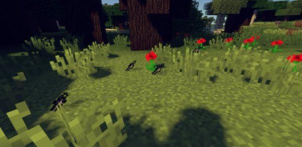 minecraft 1.12.2 мод на наруто