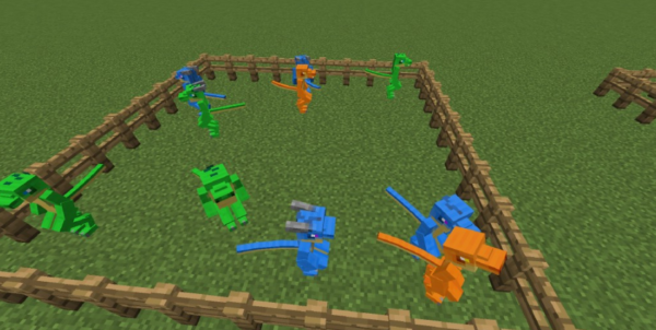Various Oddities мод 1.16.5/1.12.2 (Боссы и новые животные)