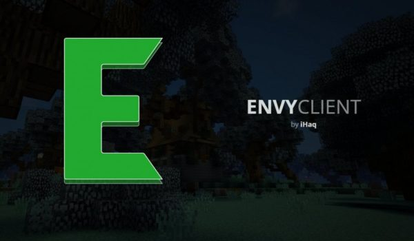 Envy 3.8 чит клиент для Майнкрафт 1.12.2 / 1.16.5
