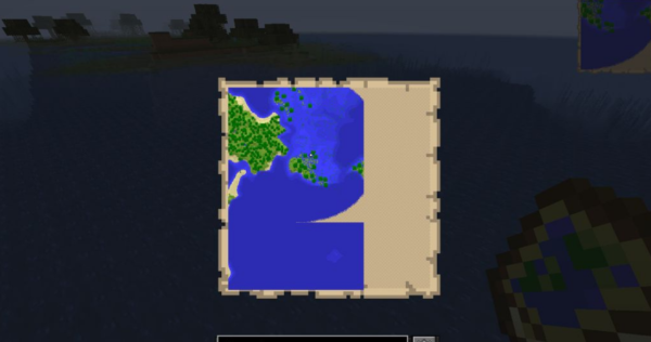 Атлас карт Мод для Майнкрафт 1.16.5