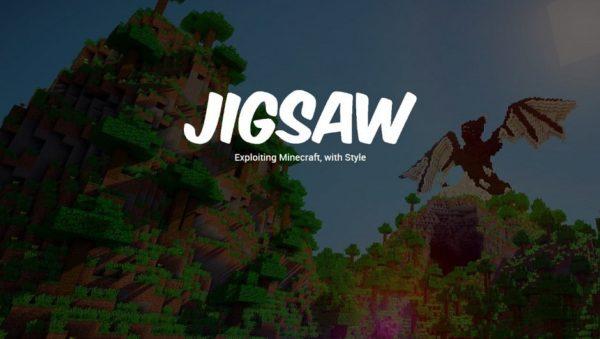 Чит-клиент Jigsaw для Minecraft 1.12.2
