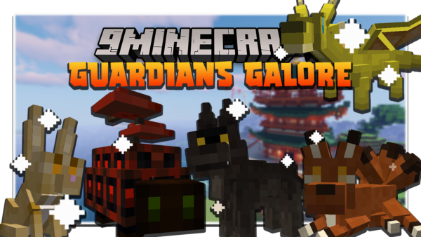 Guardians Galore мод 1.16.5 (Призыв и защита)