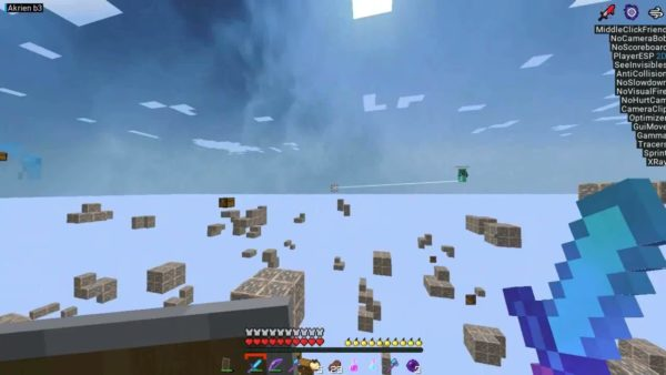 Bombed читы для Minecraft 1.16.5 / 1.12.2