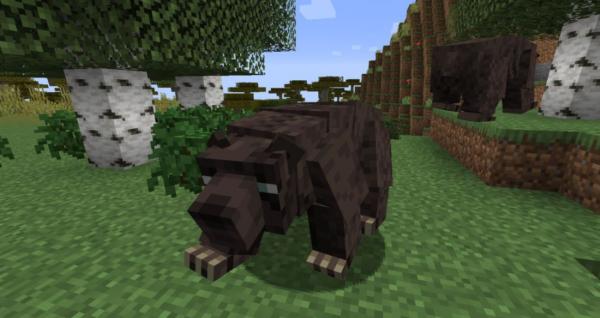 Untamed Wilds Мод 1.16.5 (Животные)