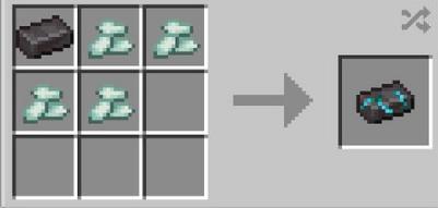 Upgraded Netherite мод 1.16.5 (Новая броня, элементарный незерит)
