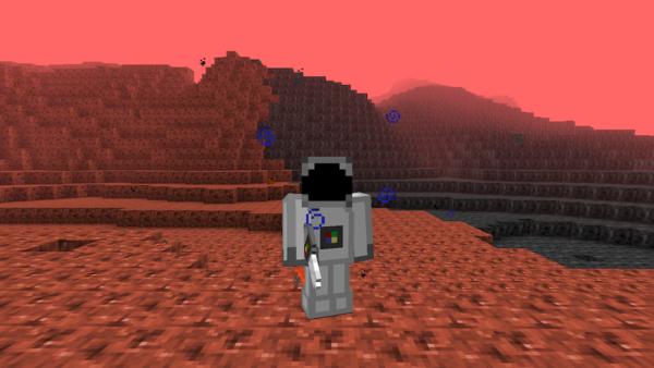 Mars Reborn мод 1.16.5 (Измерение Марса, мобы)