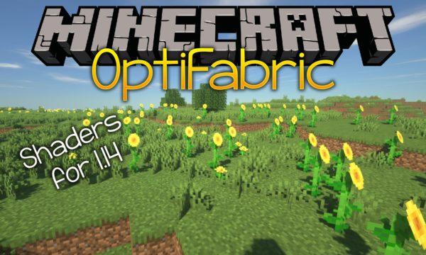 Optifabric мод 1.16.5 (Запуск Optifine на Fabric, шейдеры)