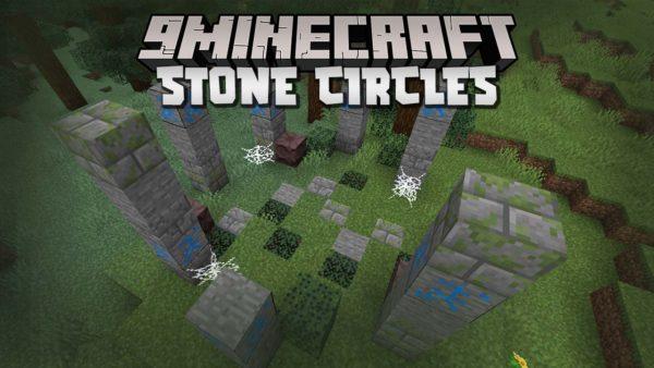Stone Circles мод 1.16.5 (Структуры)