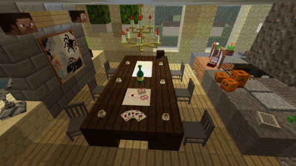 minecraft 1.12.2 мод на декорации