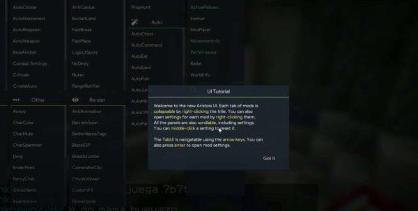 Майнкрафт 1.17.1 читы