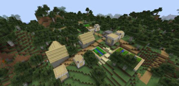 больше деревней