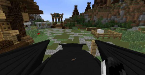 дракон minecraft 1.12.2