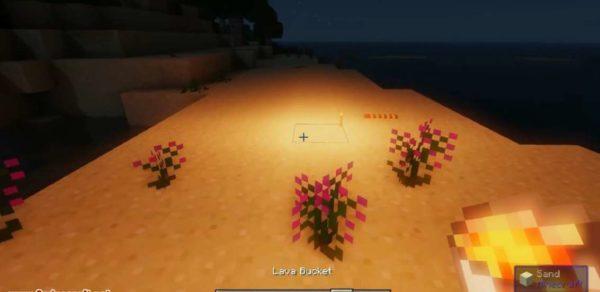 Minecraft Dynamic Light