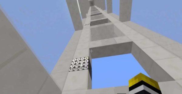 лифт в minecraft 1.12.2