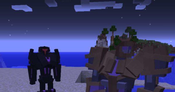 десиптеконы Minecraft