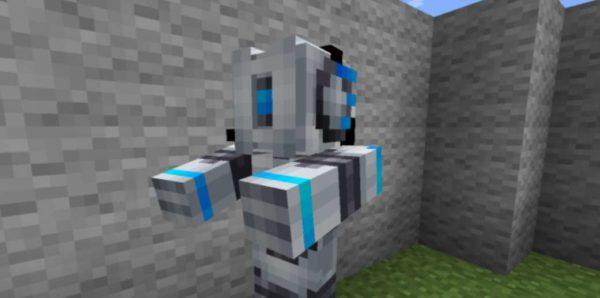 майнкрафт робот