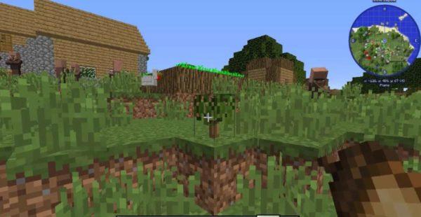 мод для деревьев в Майнкрафт 1.12.2
