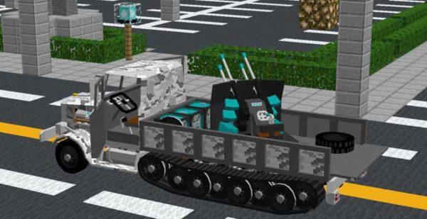 мод на танк на майнкрафт 1.12.2