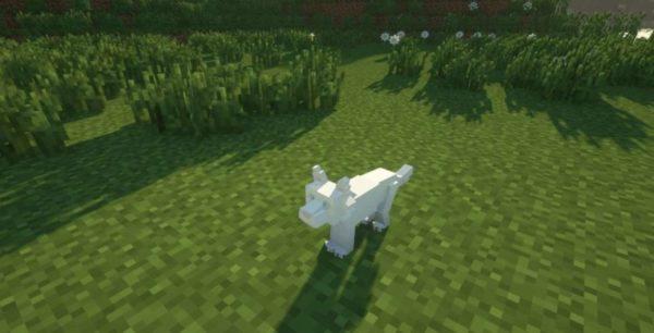 собаки майнкрафт 1.12.2