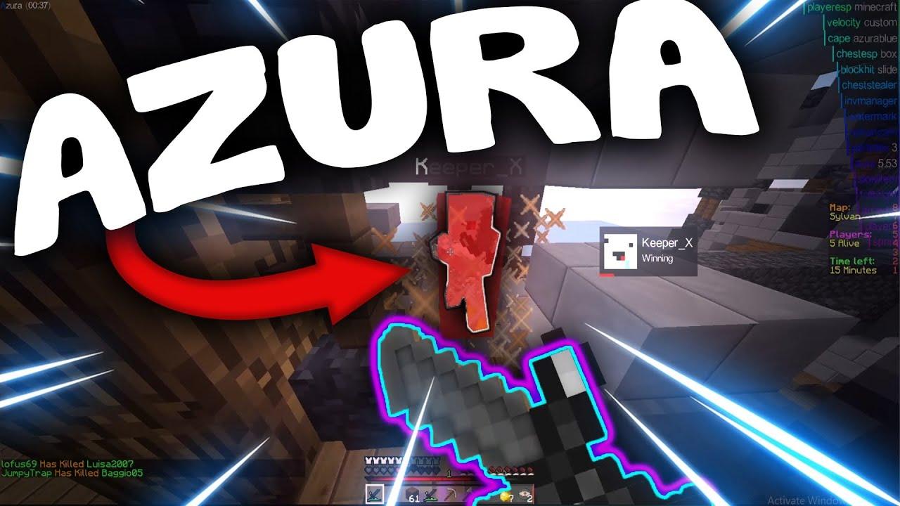 Azura чит клиент
