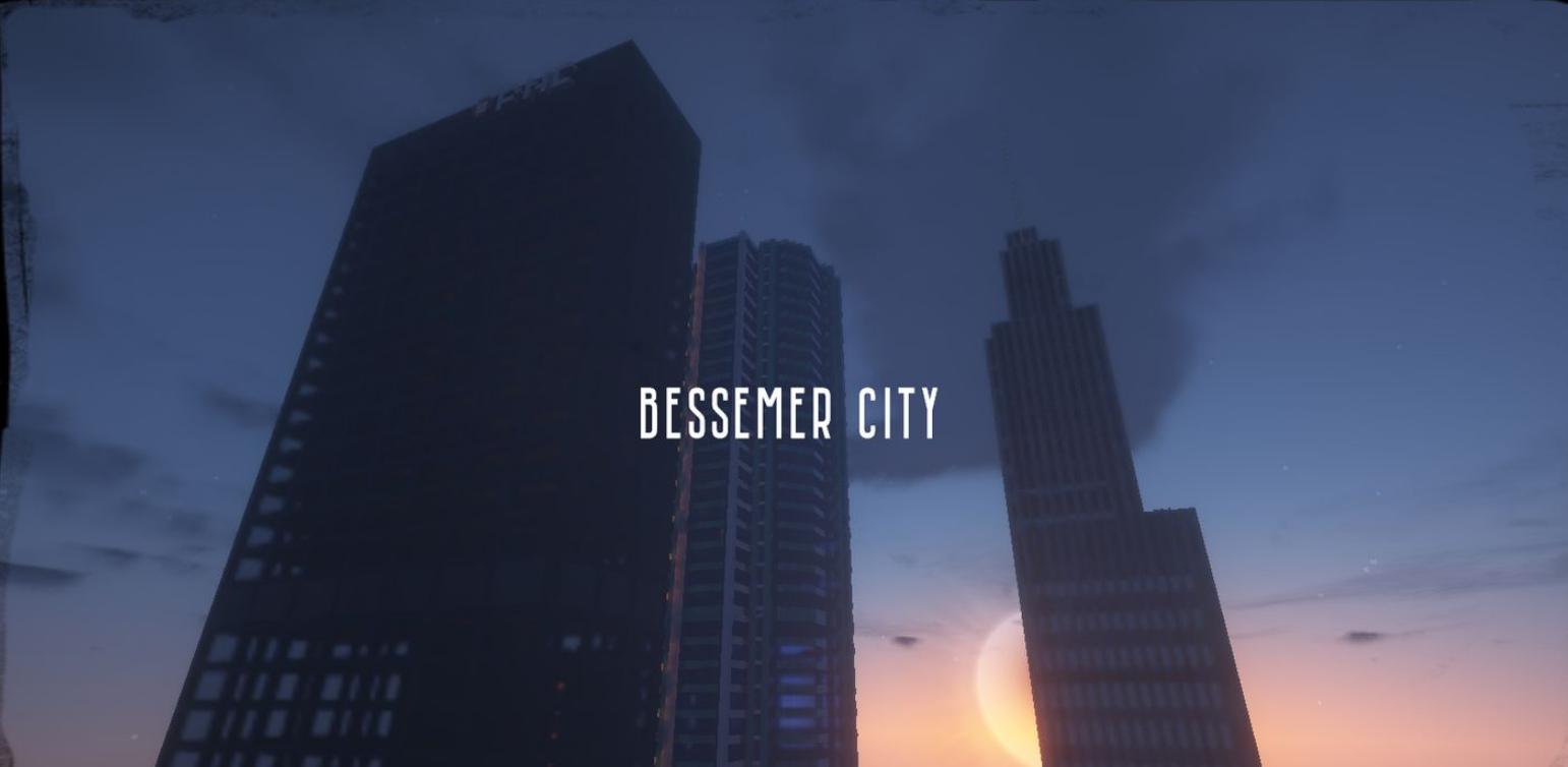 Bessemer City Карта 1.12.2 / 1.16.5