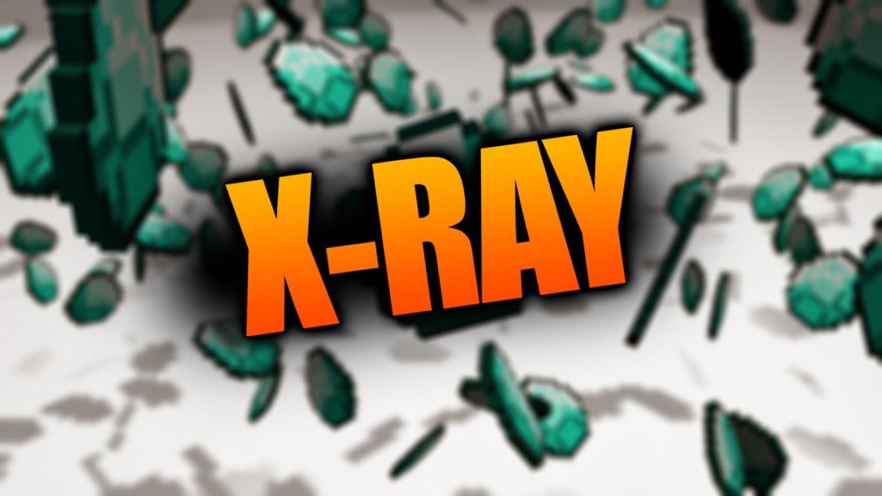 xray для Майнкрафт 1.17 / 1.16.5 / 1.12.2