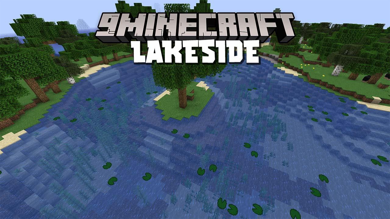 Lakeside мод 1.17 (Изменение генерации)