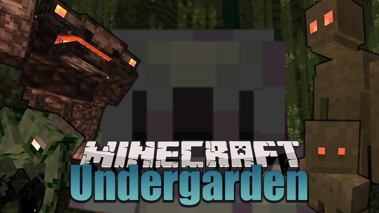 Undergarden мод 1.16.5 (Новое измерение)