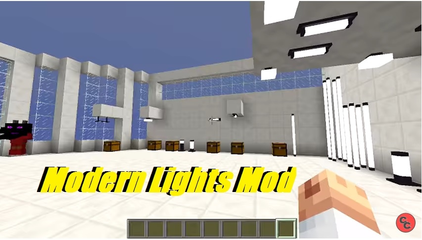 мод на лампы в Майнкрафт 1.12.2