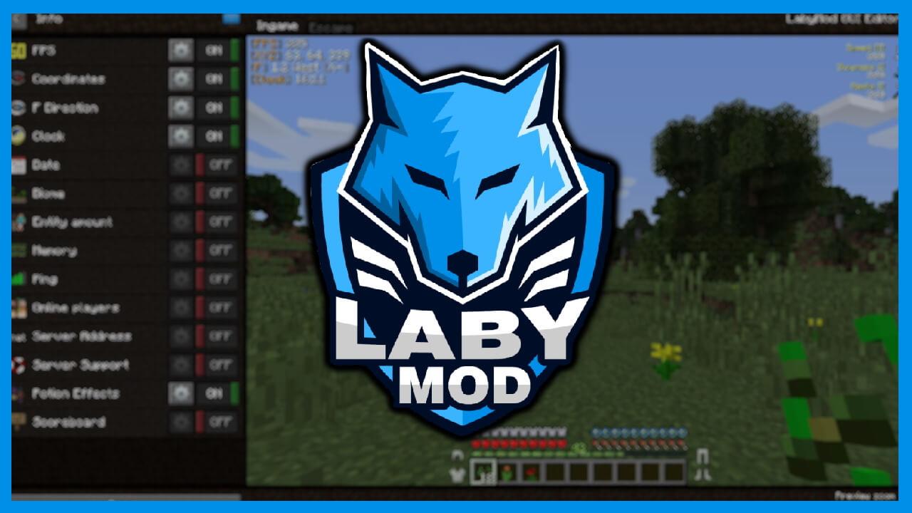 LabyMod 1.12.2